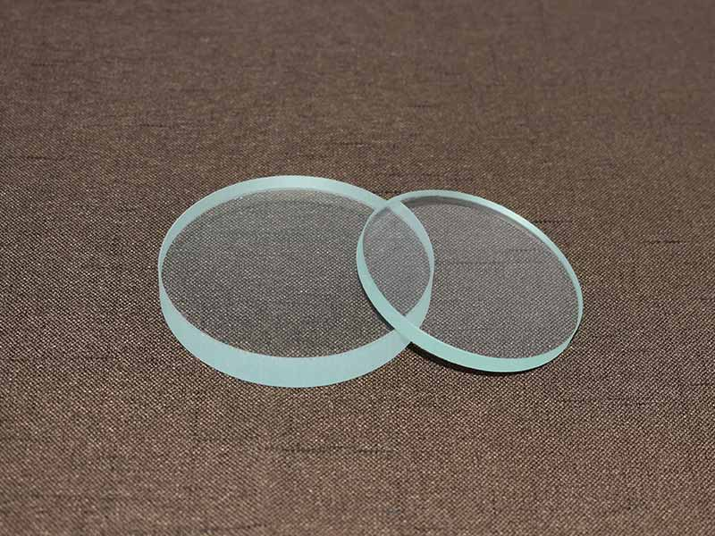 Round Tempered Sight Glass For Boiler