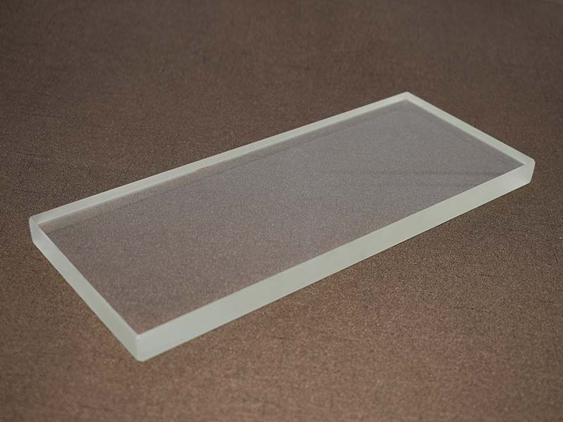 Thick Borosilicate Glass Plate