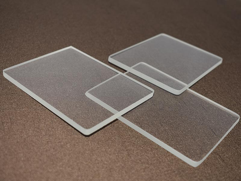 Square 3D Printer Borosilicate Glass Plate