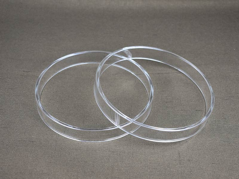 Large Diameter Quartz Ring Short Quartz Glass Tube