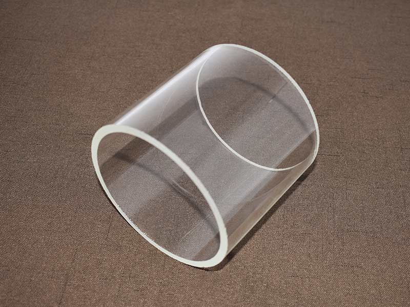 Large Diameter Borosilicate Pyrex Glass Tube