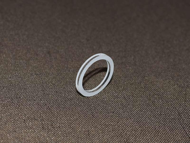 Ultrashort Quartz Glass Tube Small Size