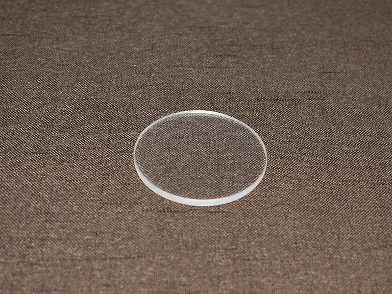 Clear High Quality Quartz Glass Plates Polished Fused Silica Glass Sheet