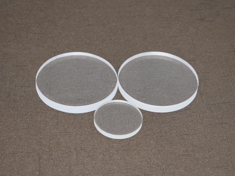 Quartz Glass Window Sheet Plate Disc