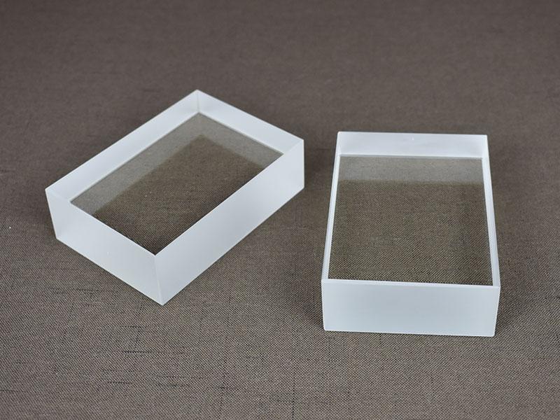 Thickness: 30mm Borosilicate Glass Plate