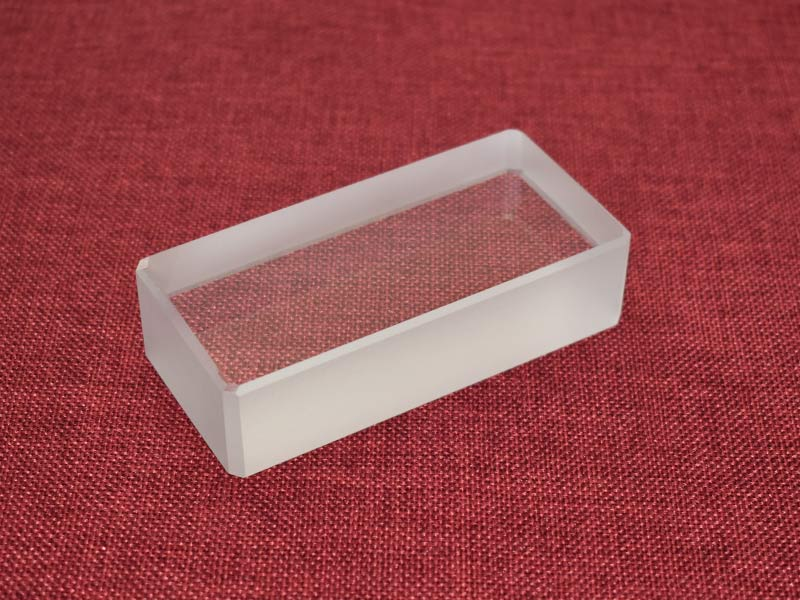 Square Tempered Borosilicate Glass Sheet Plate